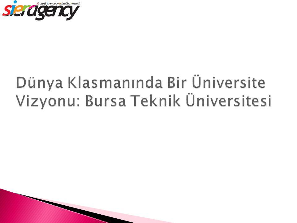 Dünya Klasmanında Bir Üniversite Vizyonu: Bursa Teknik Üniversitesi