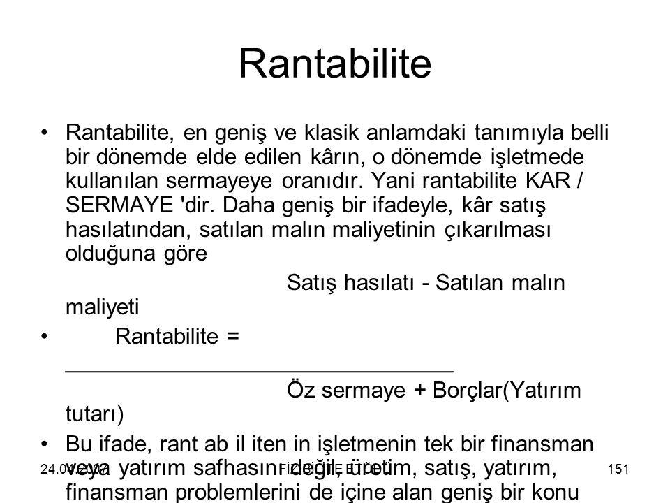 Rantabilite