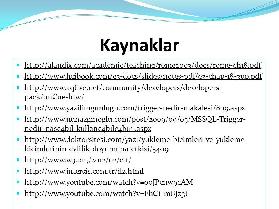 Kaynaklar http://alandix.com/academic/teaching/rome2003/docs/rome-ch18.pdf. http://www.hcibook.com/e3-docs/slides/notes-pdf/e3-chap-18-3up.pdf.