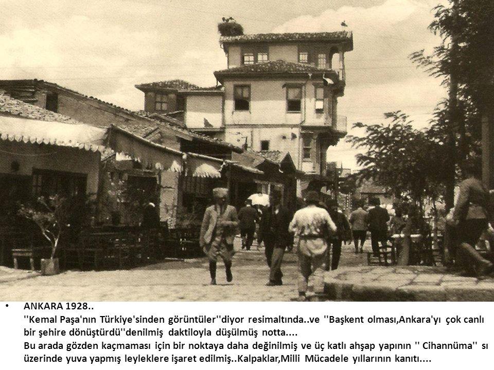 ANKARA 1928..