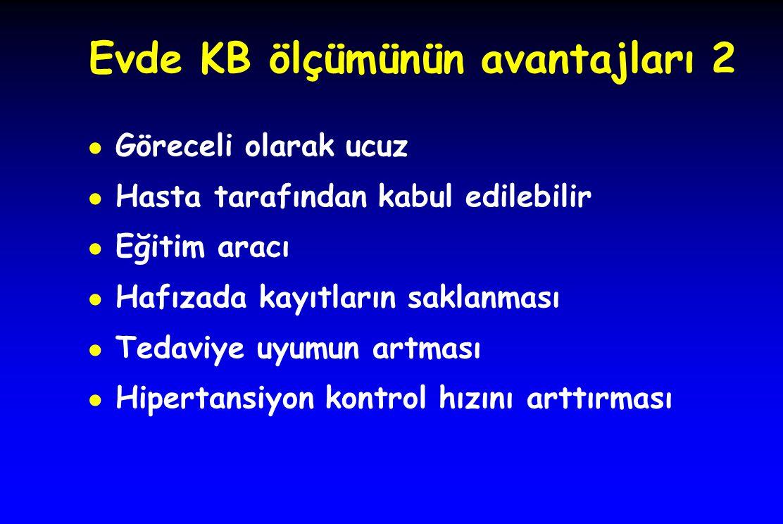 Evde KB ölçümünün avantajları 2