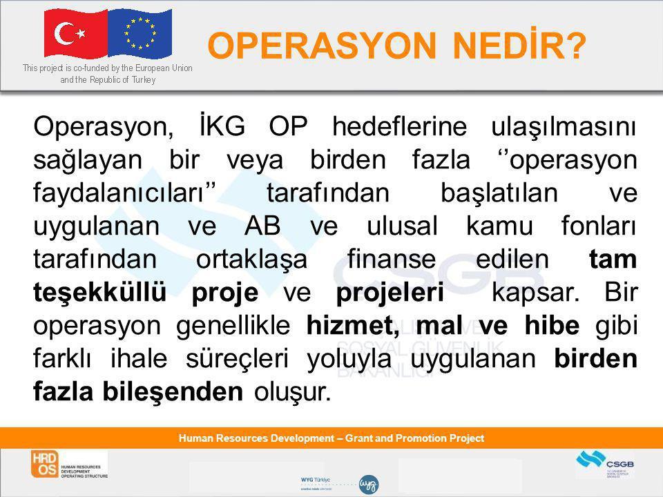 OPERASYON NEDİR