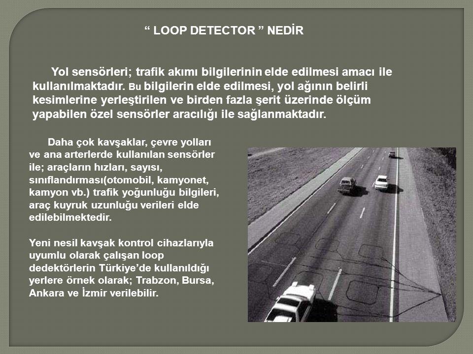 LOOP DETECTOR NEDİR