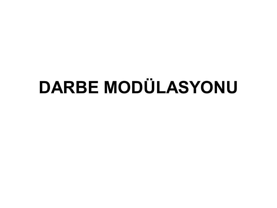 DARBE MODÜLASYONU