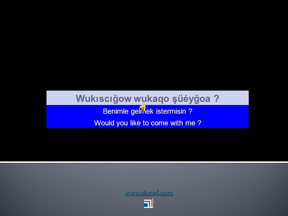 Wukıscığow wukaqo şüéyğoa