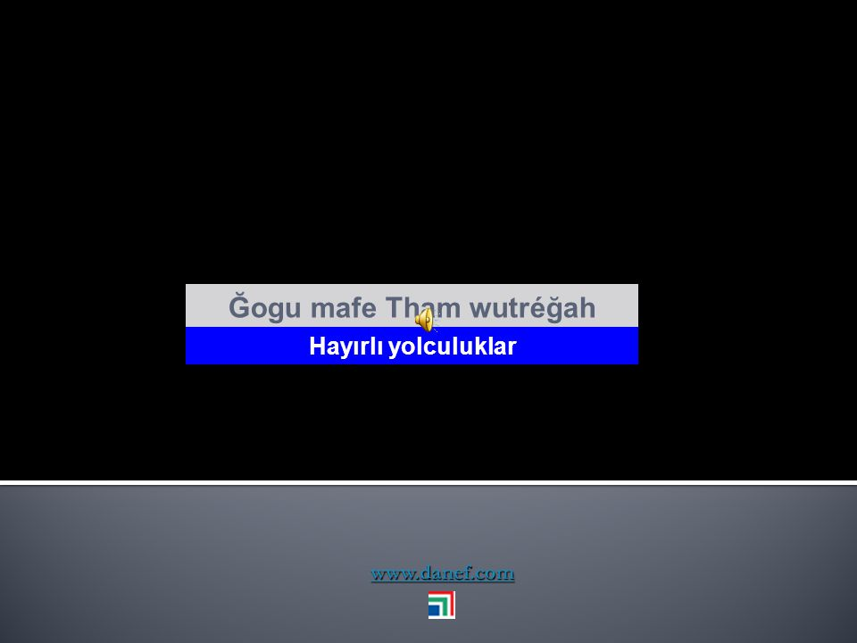 Ğogu mafe Tham wutréğah