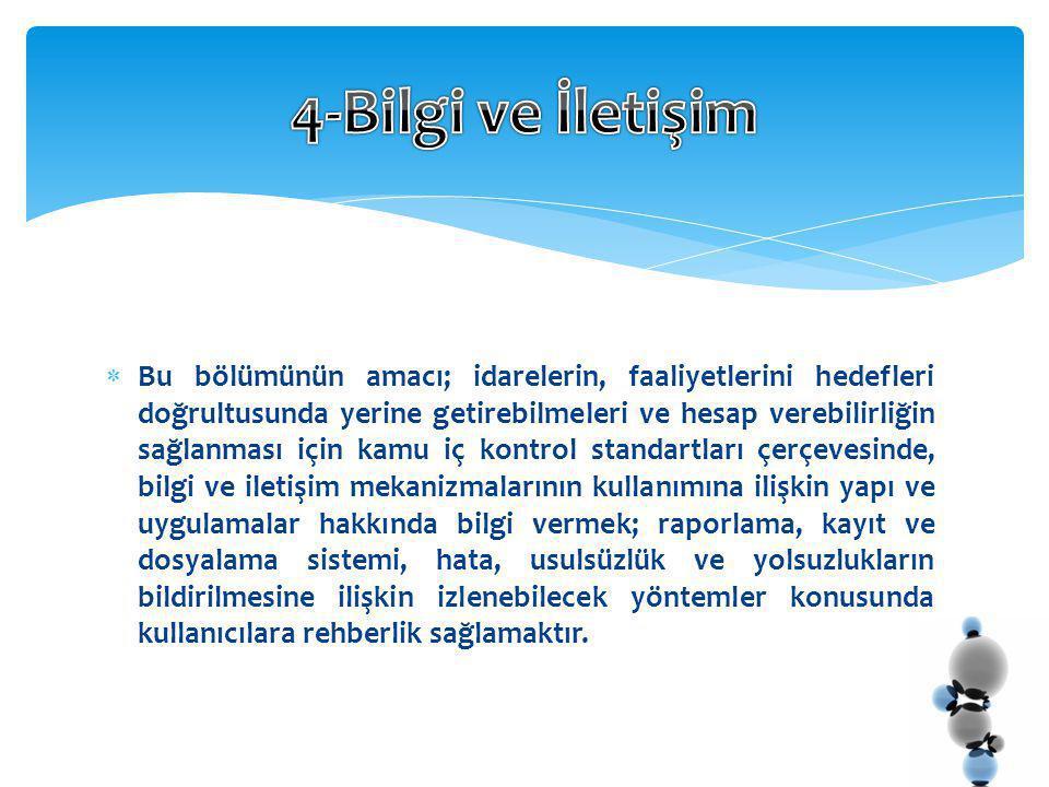 4-Bilgi ve İletişim