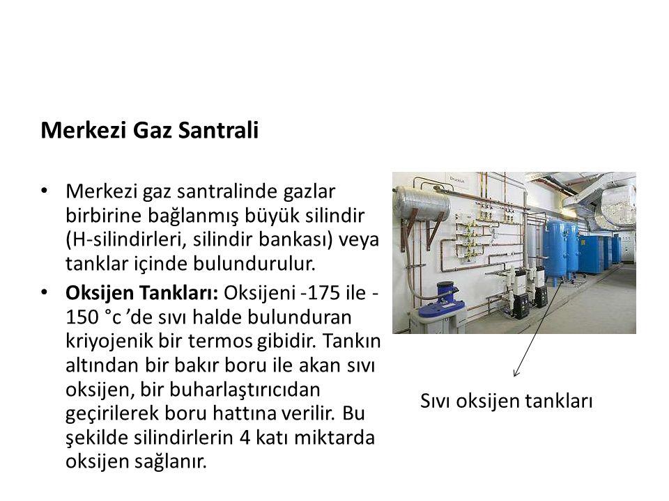 Merkezi Gaz Santrali