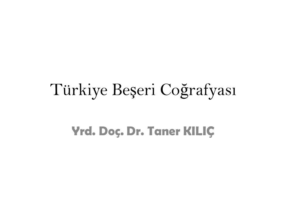Türkiye Beşeri Coğrafyası