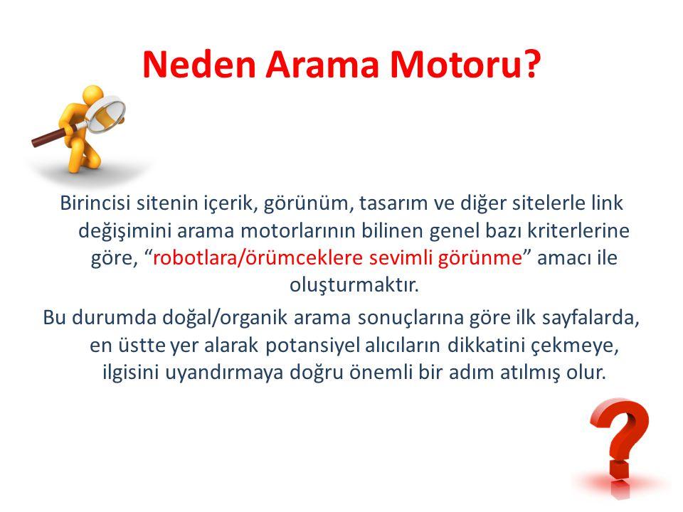 Neden Arama Motoru