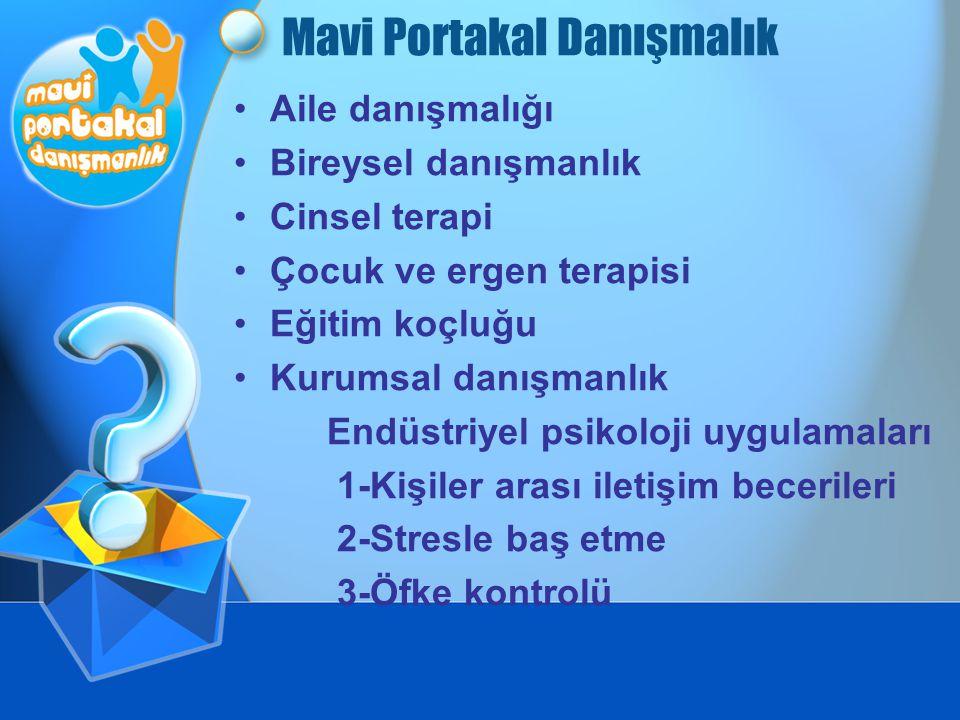 Mavi Portakal Danışmalık