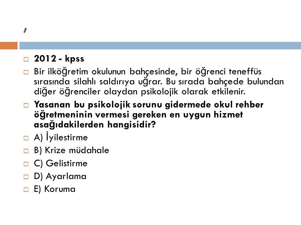 , 2012 - kpss.
