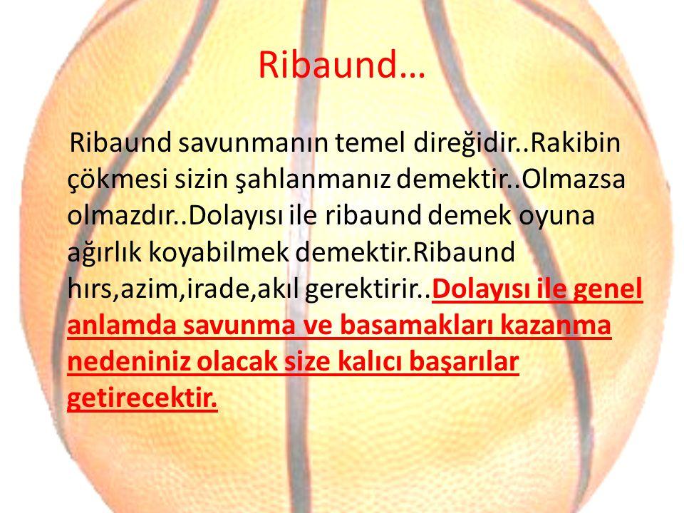 Ribaund…