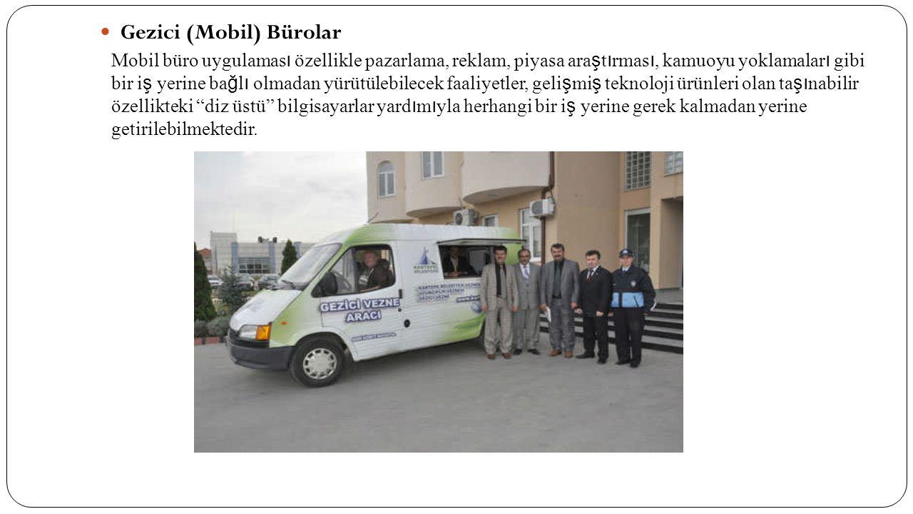 Gezici (Mobil) Bürolar