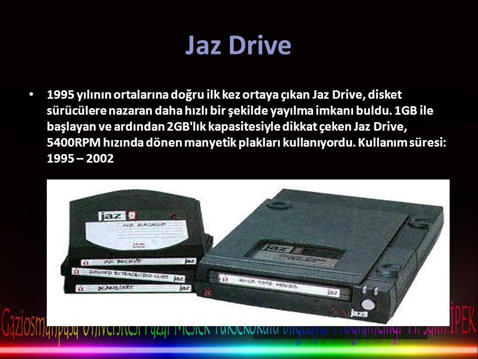 Jaz Drive