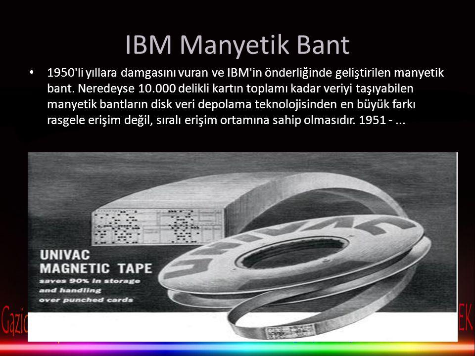IBM Manyetik Bant