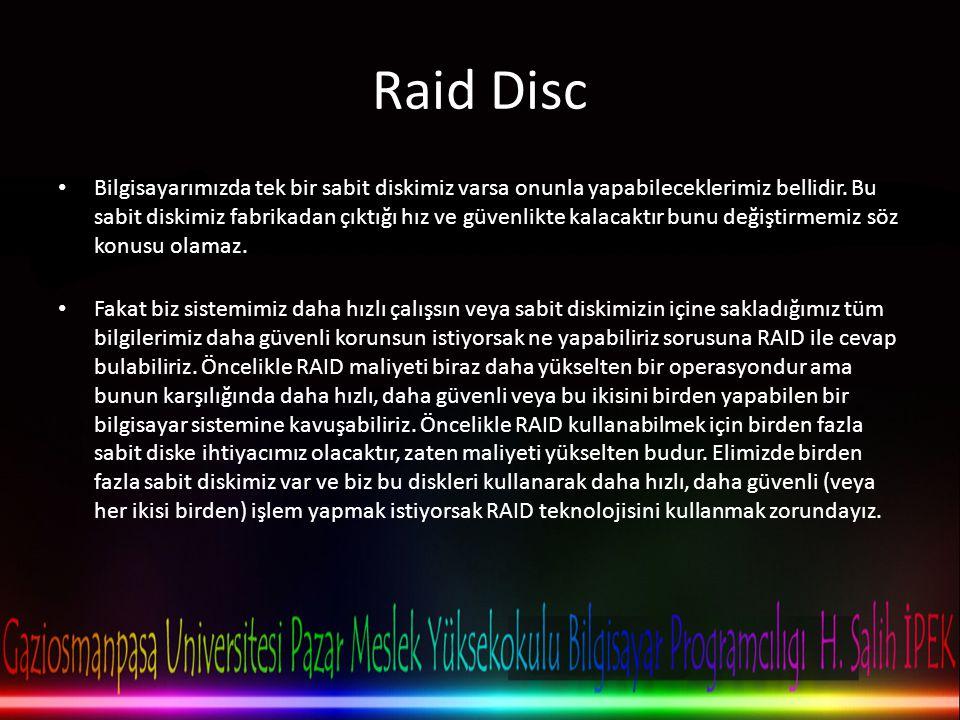 Raid Disc