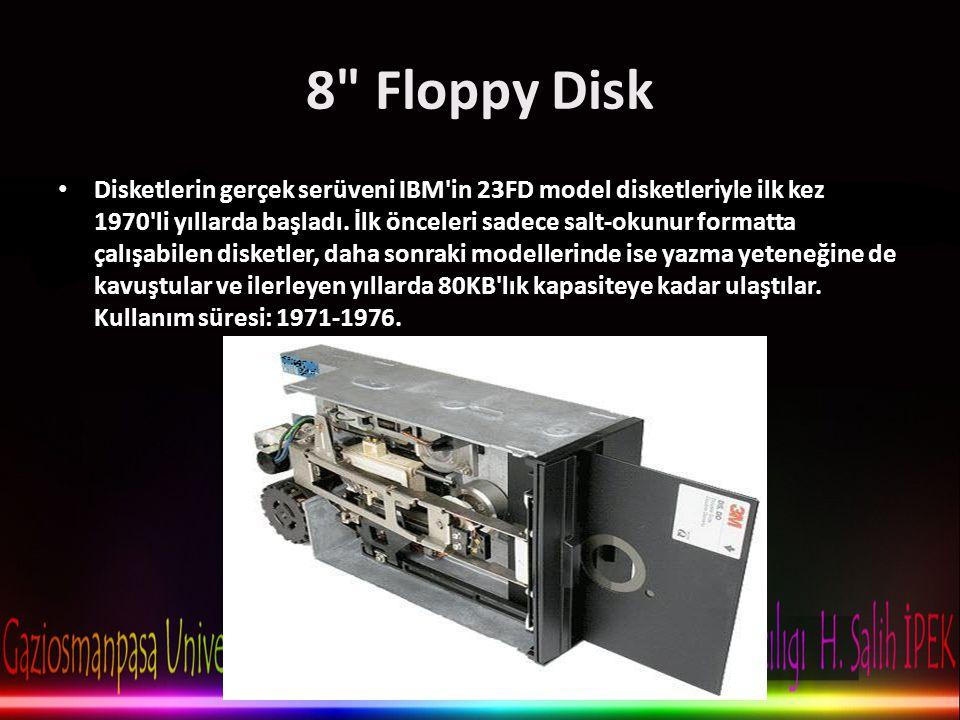 8 Floppy Disk