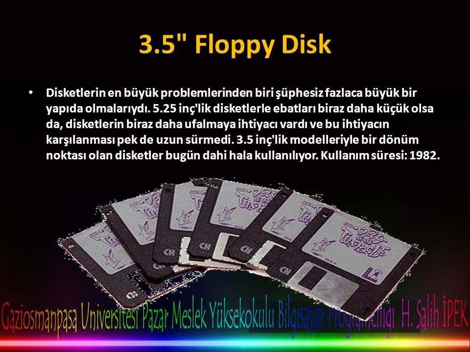 3.5 Floppy Disk