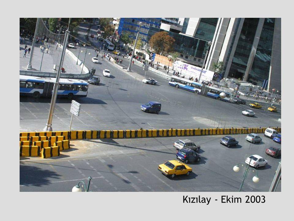 Kızılay - Ekim 2003