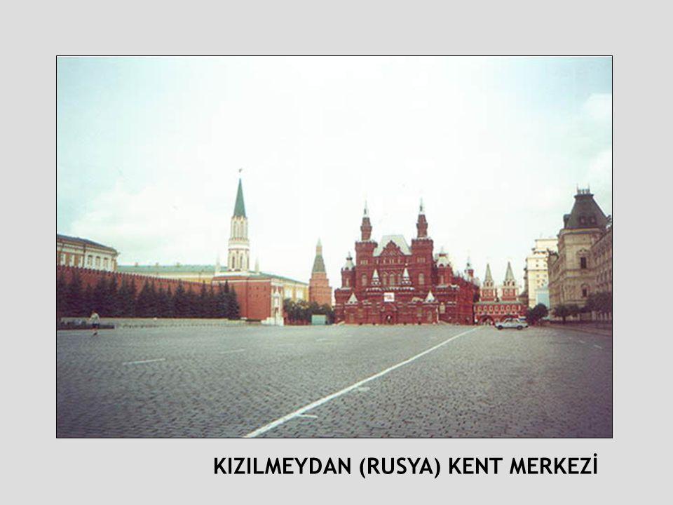 KIZILMEYDAN (RUSYA) KENT MERKEZİ