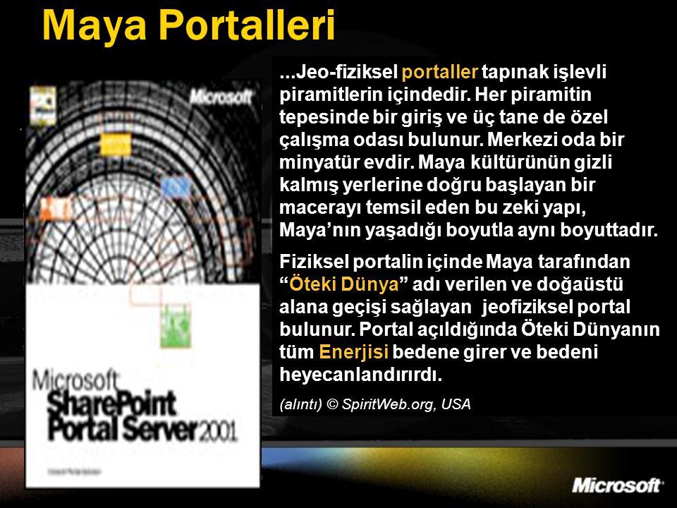 Maya Portalleri