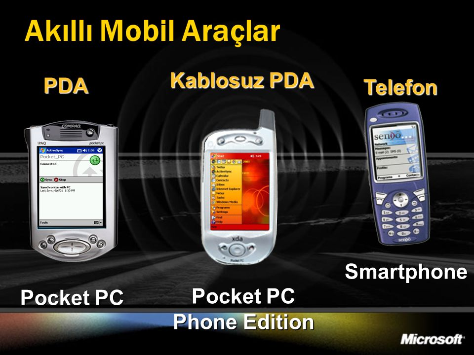Pocket PC Phone Edition