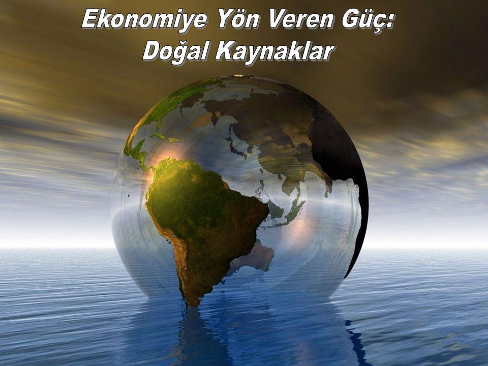 Ekonomiye Yön Veren Güç: