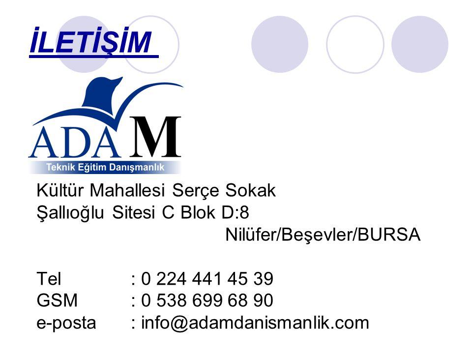 İLETİŞİM Kültür Mahallesi Serçe Sokak Şallıoğlu Sitesi C Blok D:8