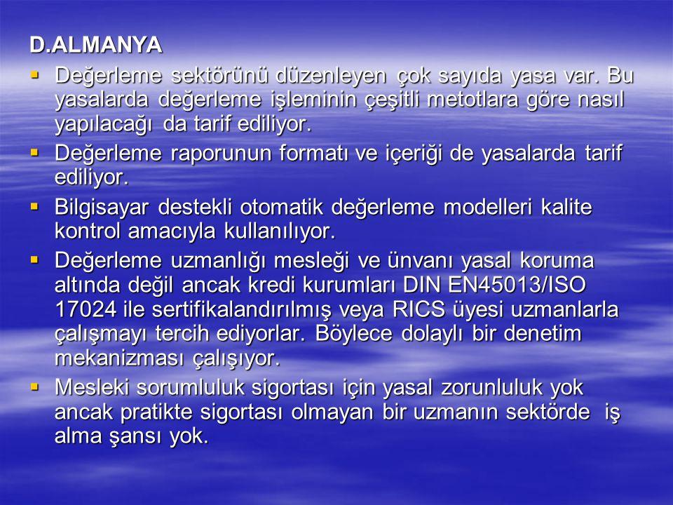 D.ALMANYA