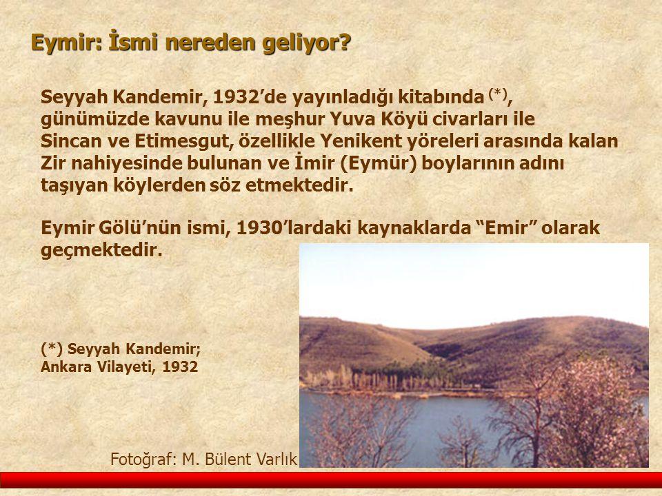 Fotoğraf: M. Bülent Varlık