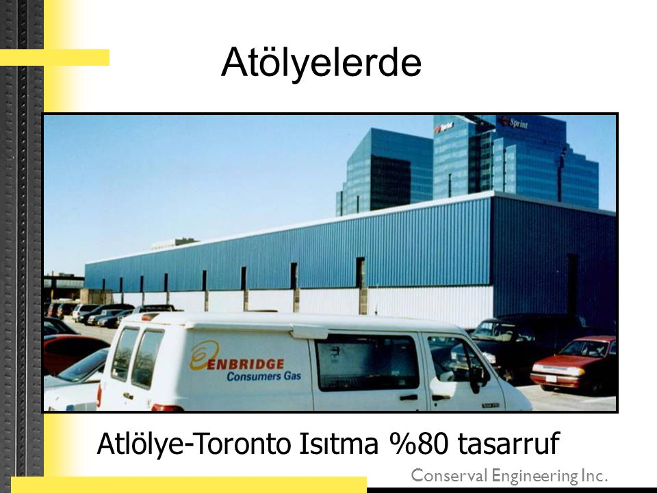 Atlölye-Toronto Isıtma %80 tasarruf