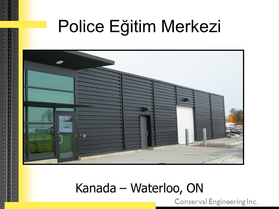 Police Eğitim Merkezi Kanada – Waterloo, ON