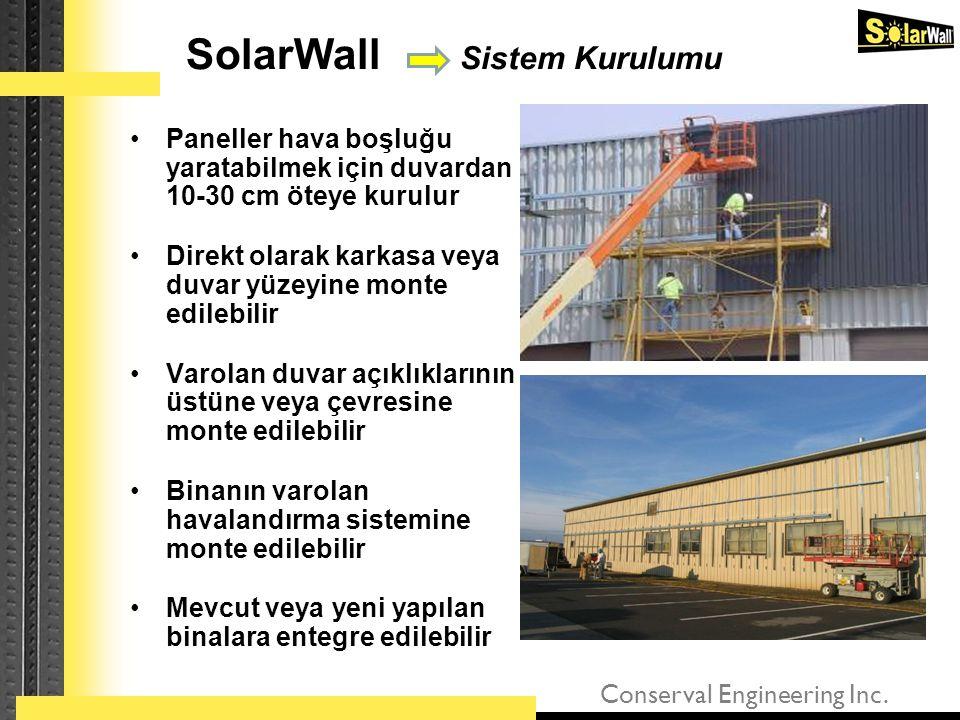 SolarWall Sistem Kurulumu