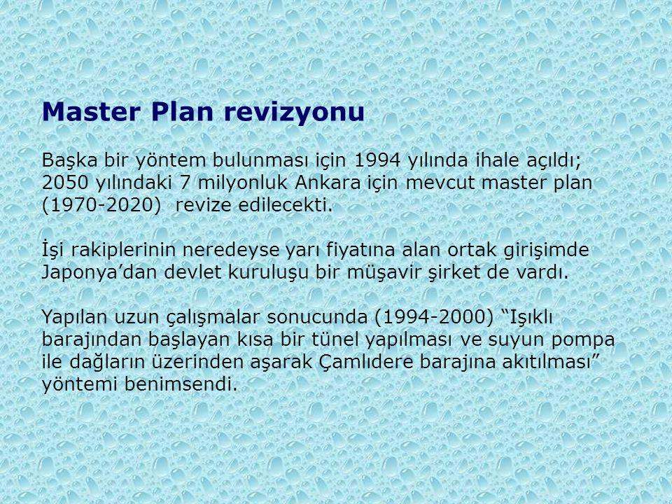 Master Plan revizyonu