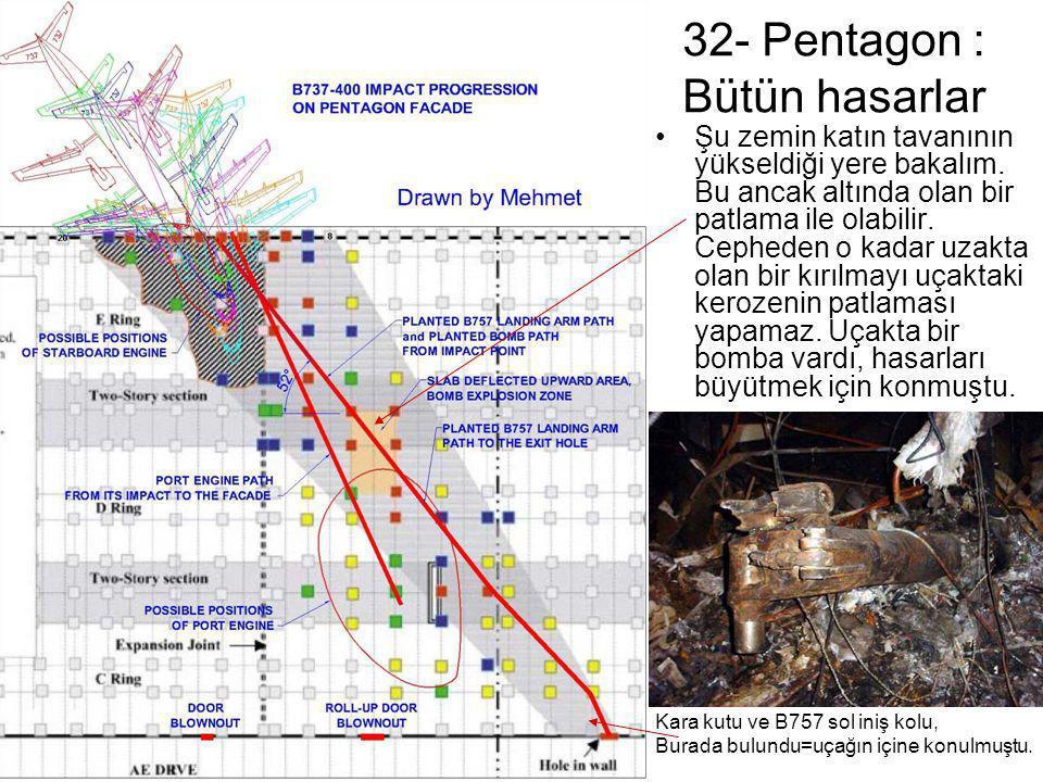 32- Pentagon : Bütün hasarlar