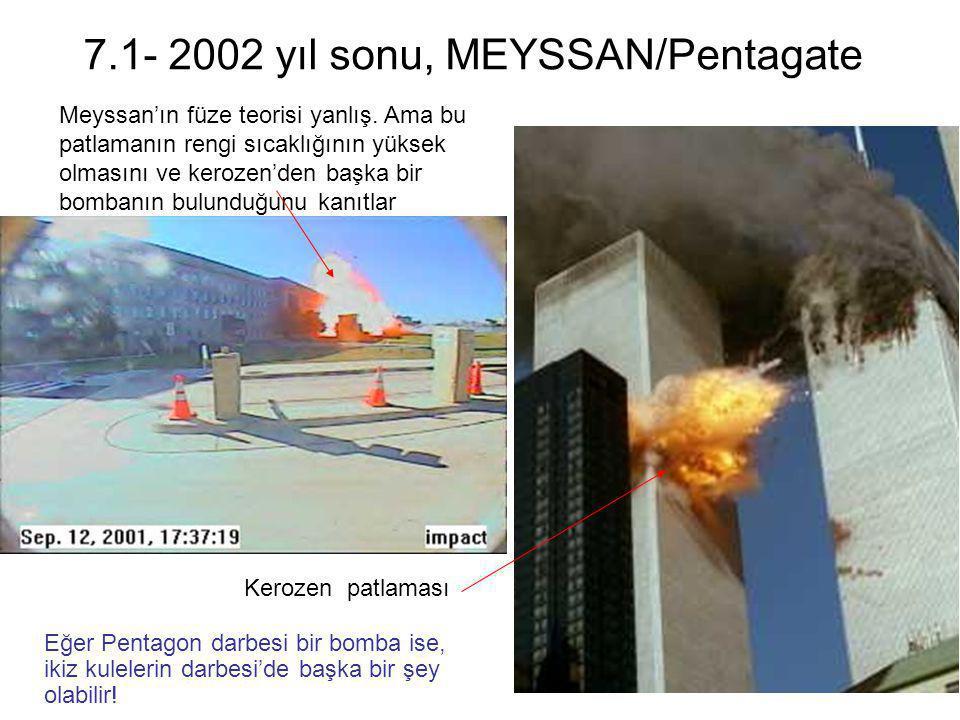 7.1- 2002 yıl sonu, MEYSSAN/Pentagate