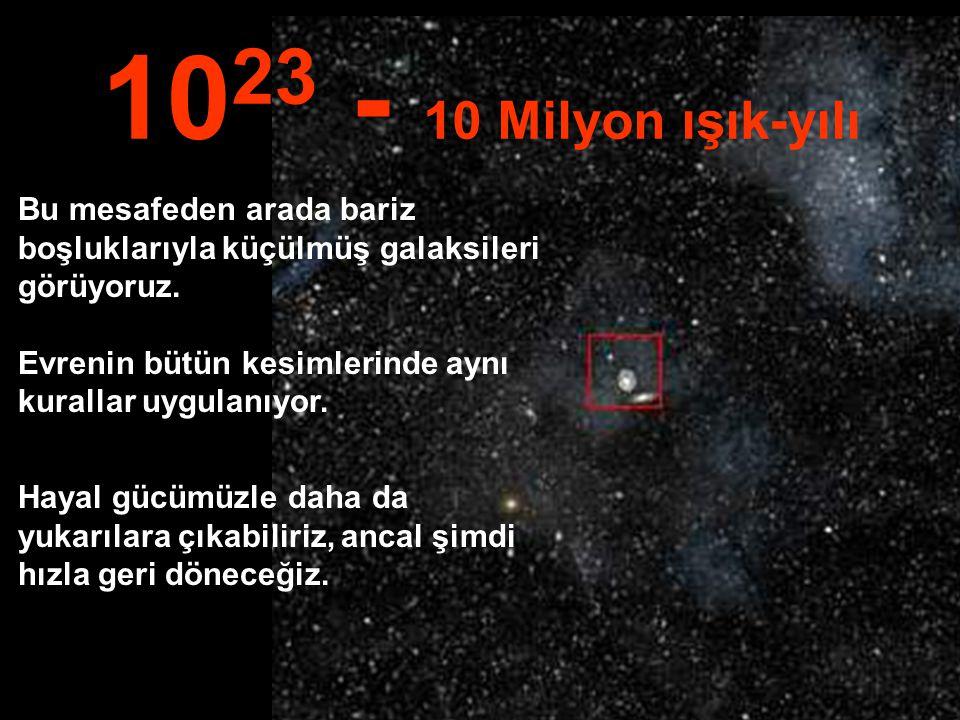 1023 - 10 Milyon ışık-yılı