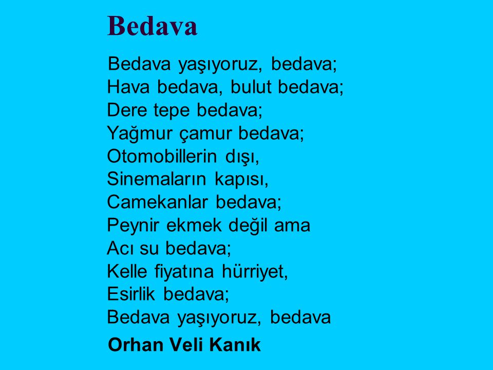 Bedava