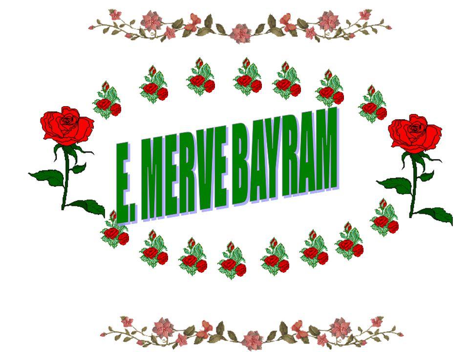 E. MERVE BAYRAM