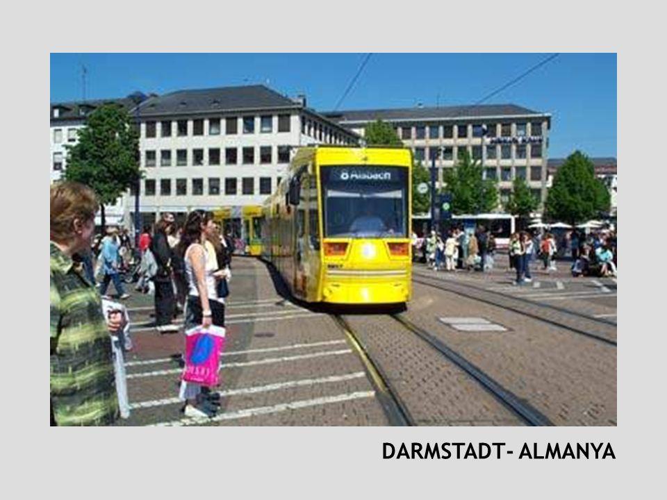 DARMSTADT- ALMANYA