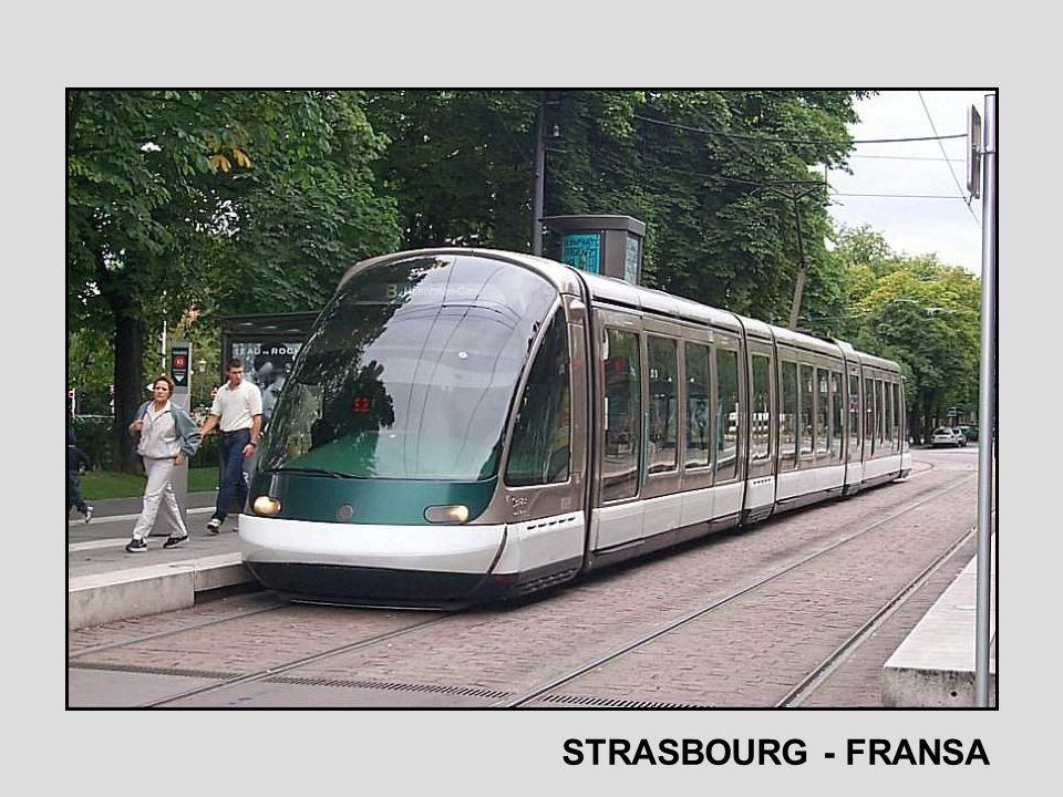 STRASBOURG - FRANSA
