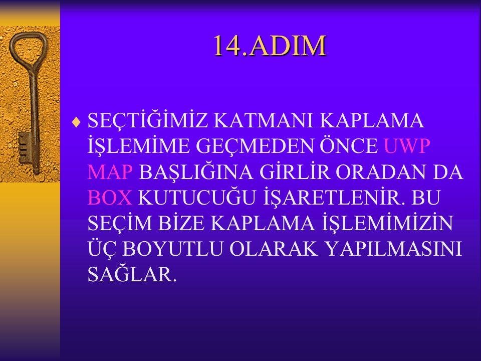 14.ADIM