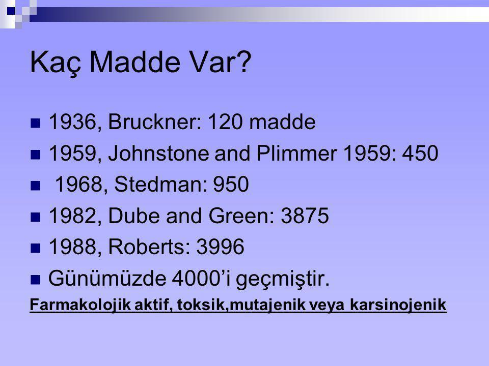 Kaç Madde Var 1936, Bruckner: 120 madde