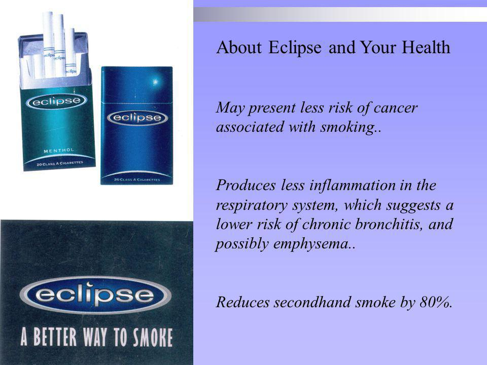 About Eclipse and Your Health