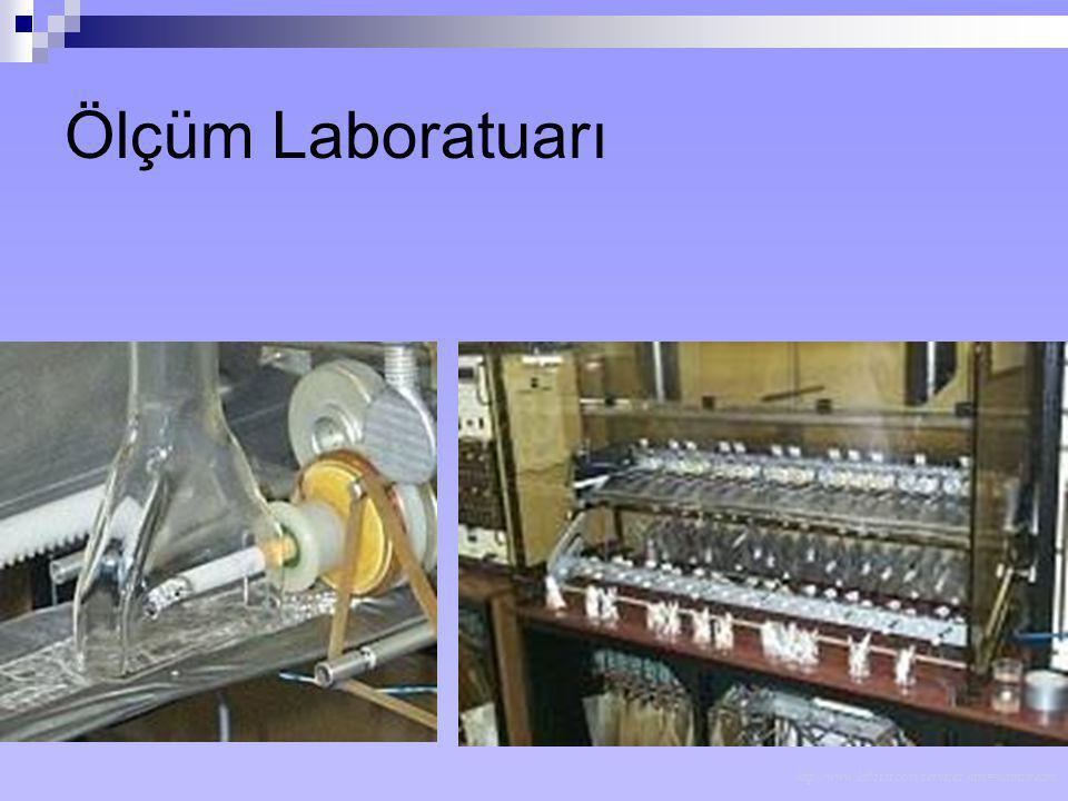 Ölçüm Laboratuarı http://www.labstat.com/services.htm#mainstream