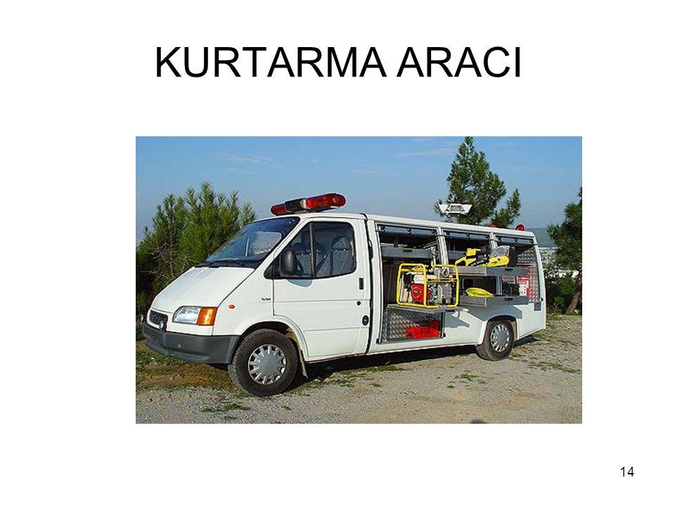 KURTARMA ARACI
