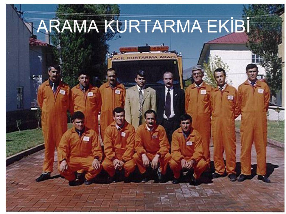 ARAMA KURTARMA EKİBİ