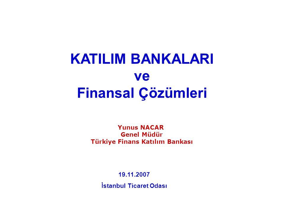 Türkiye Finans Katılım Bankası İstanbul Ticaret Odası