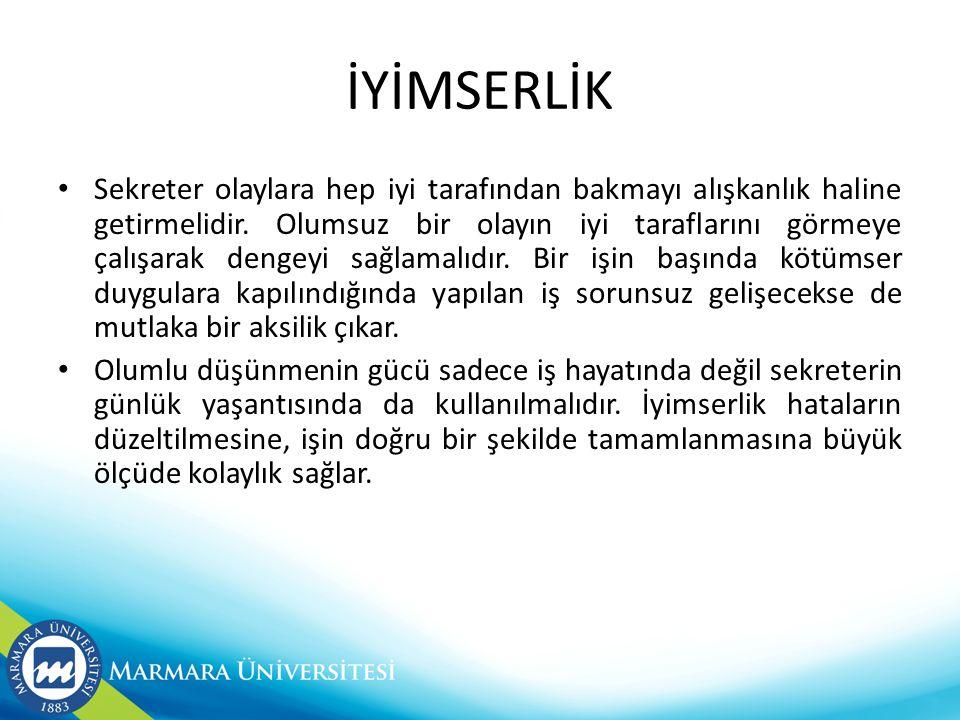 İYİMSERLİK